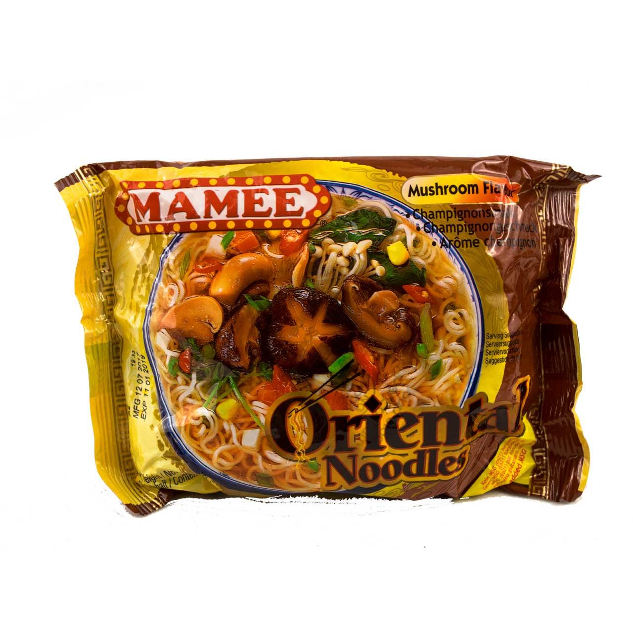 نودل قارچ مامی – mamee