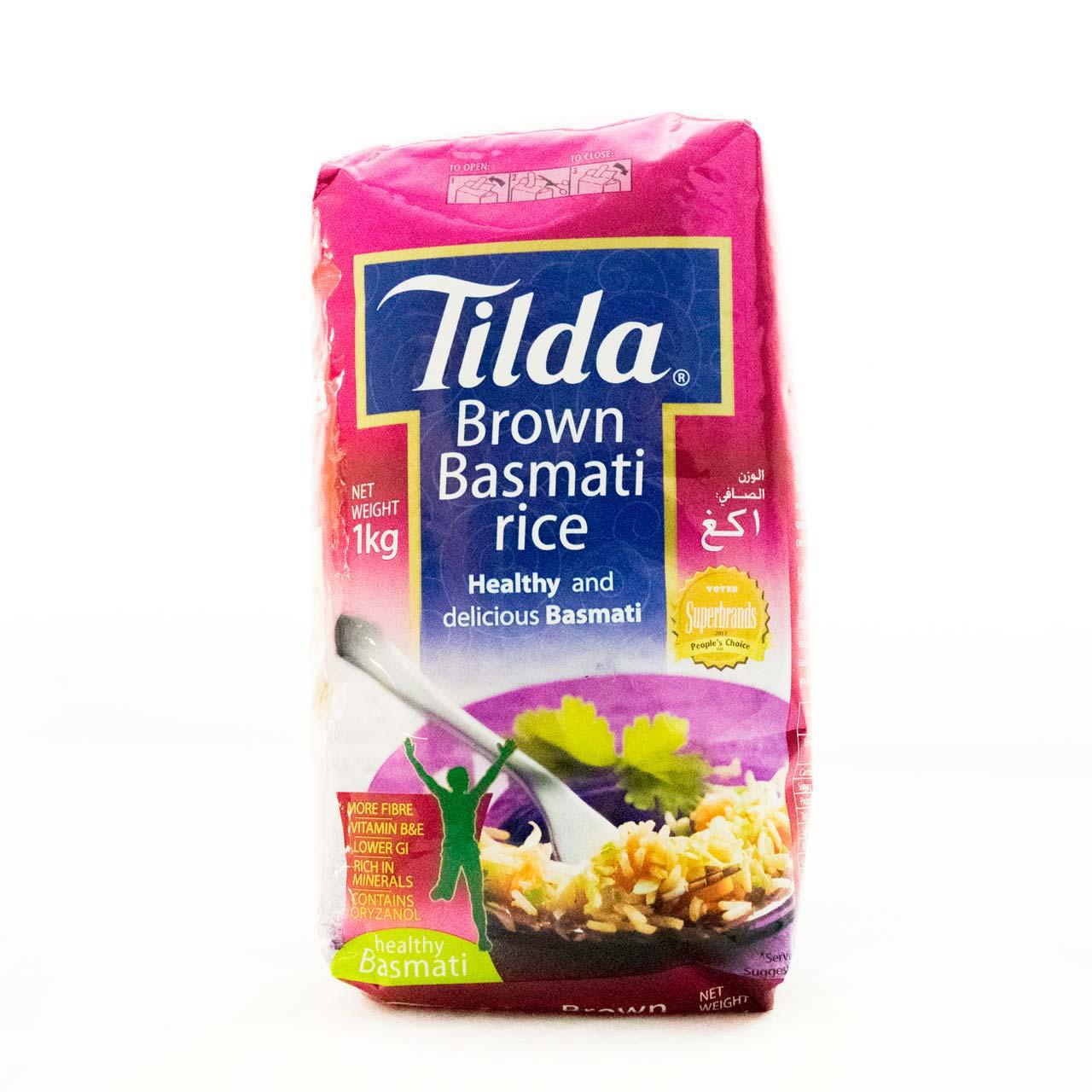 برنج قهوه ای تيلدا (رژیمی) – Tilda