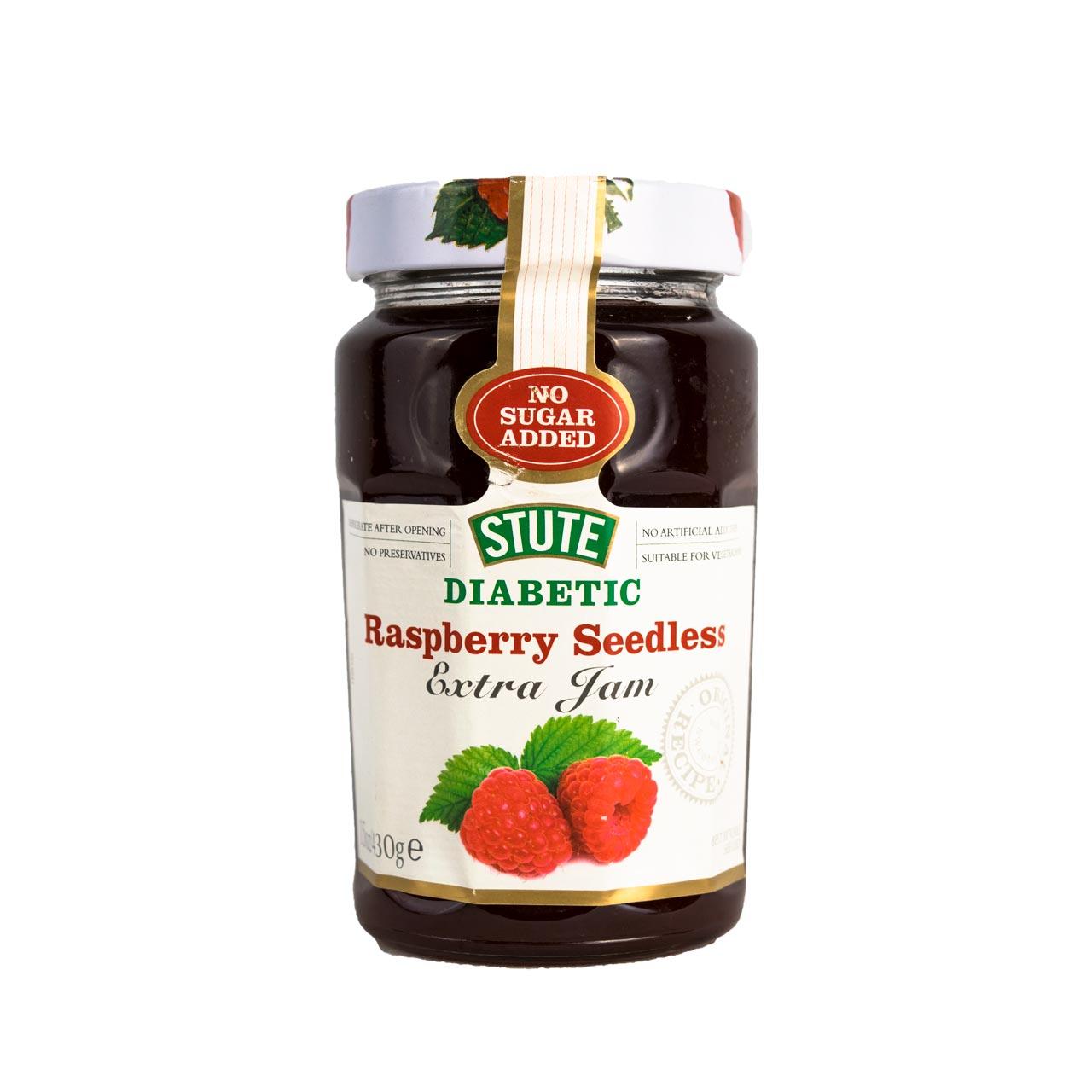 مربا دیابتیک (رژیمی) تمشک – stute