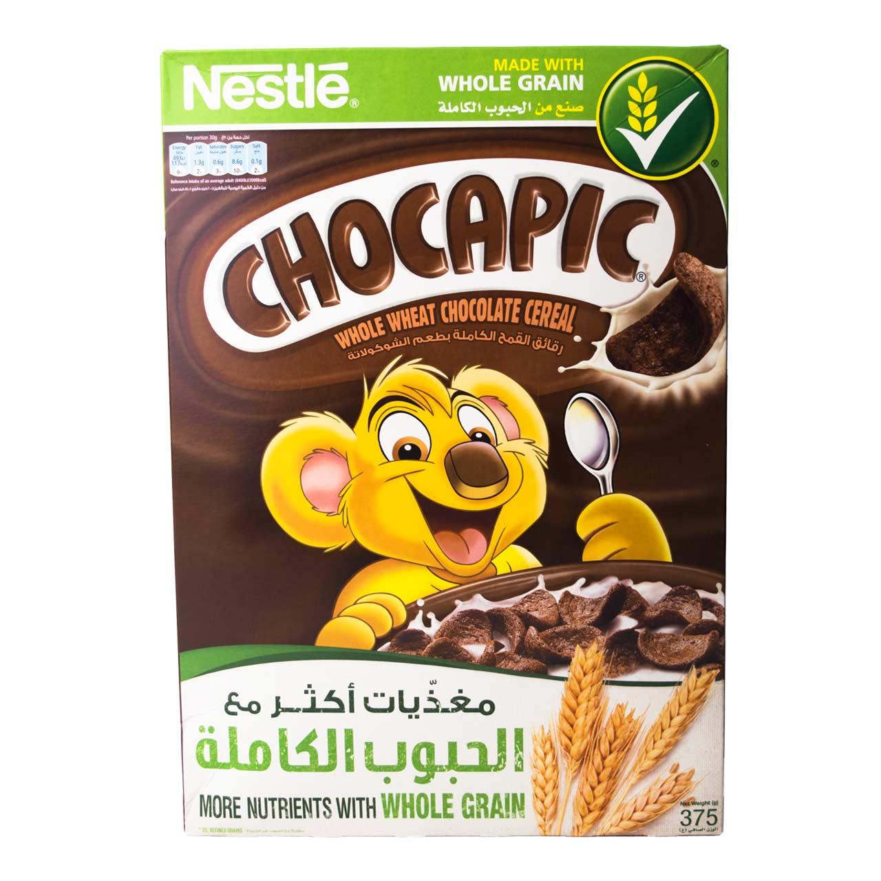 غلات صبحانه شکلاتی چوکاپیک نستله – nestle