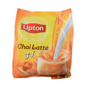 چای لاته لیپتون کارامل
