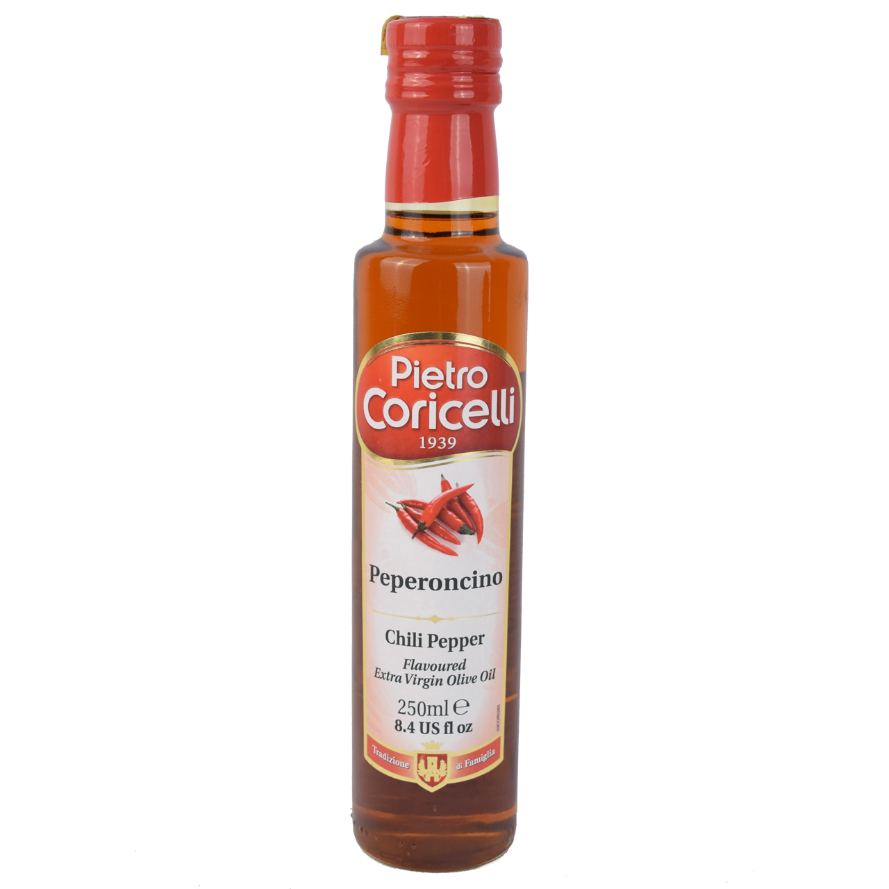 روغن زیتون با طعم فلفل کوریچلی – coricelli