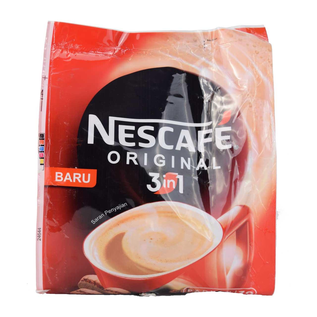 قهوه فوری ارجینال ۳ در ۱