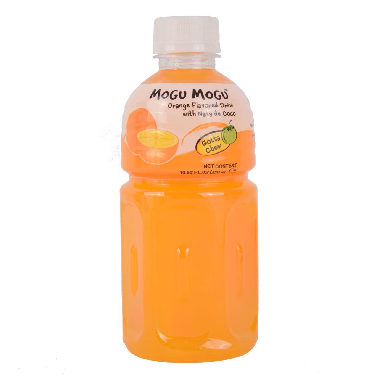 نوشیدنی پرتقالی موگو موگو – mogu mogu