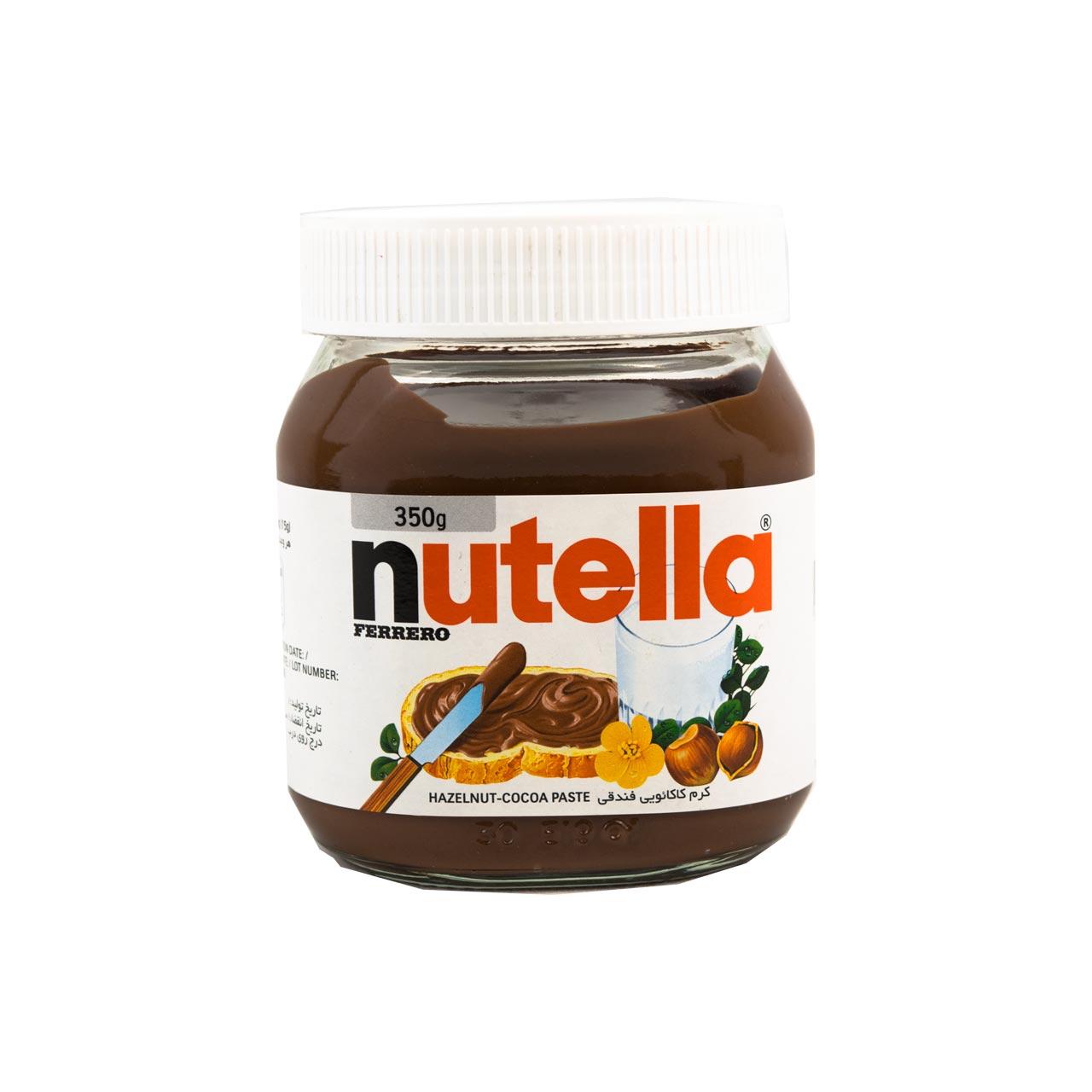 شکلات صبحانه نوتلا ۳۵۰ گرم لهستانی – nutella