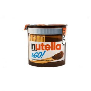 شکلات نوتلا گو
