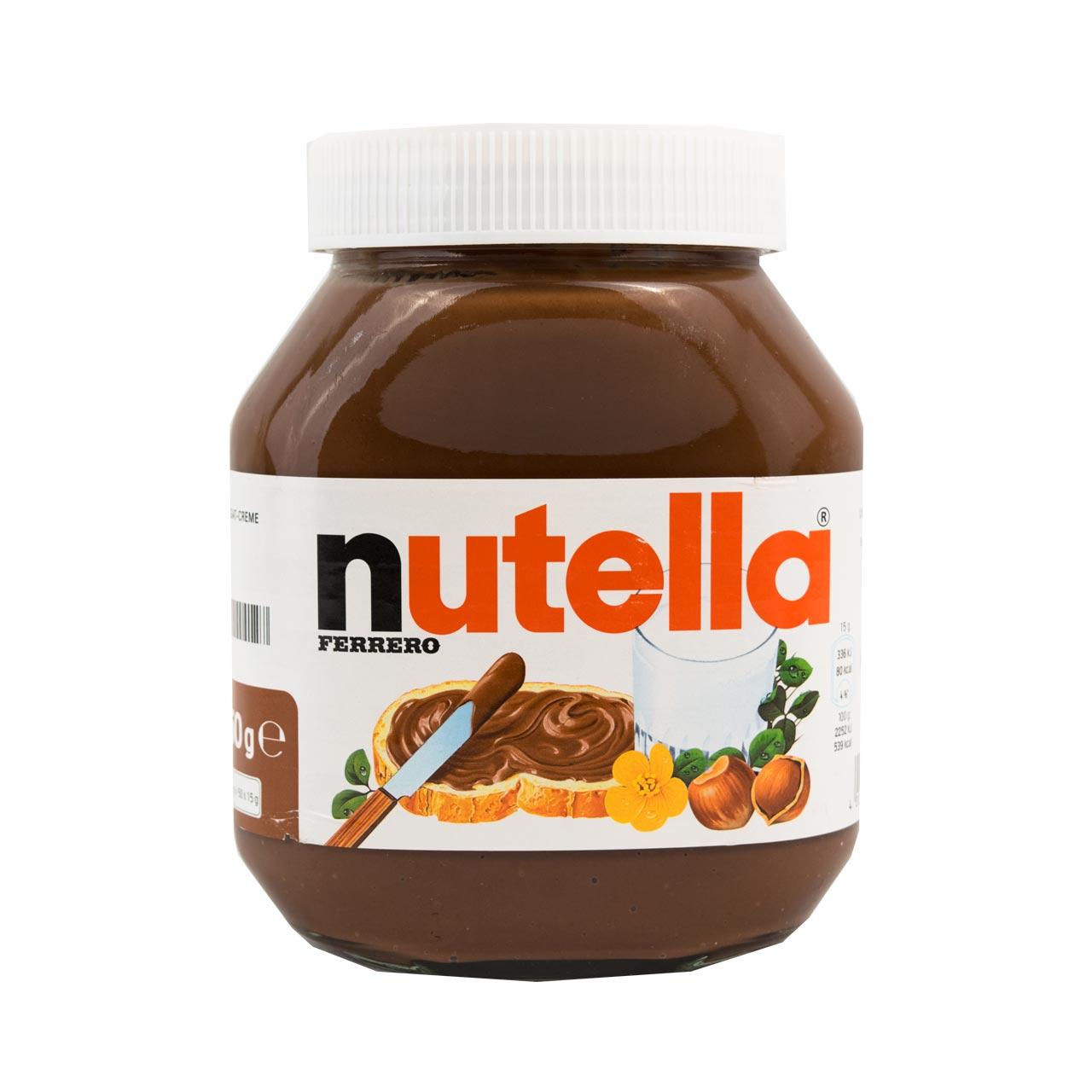 شکلات صبحانه نوتلا ۷۵۰گرمی آلمانی – nutella