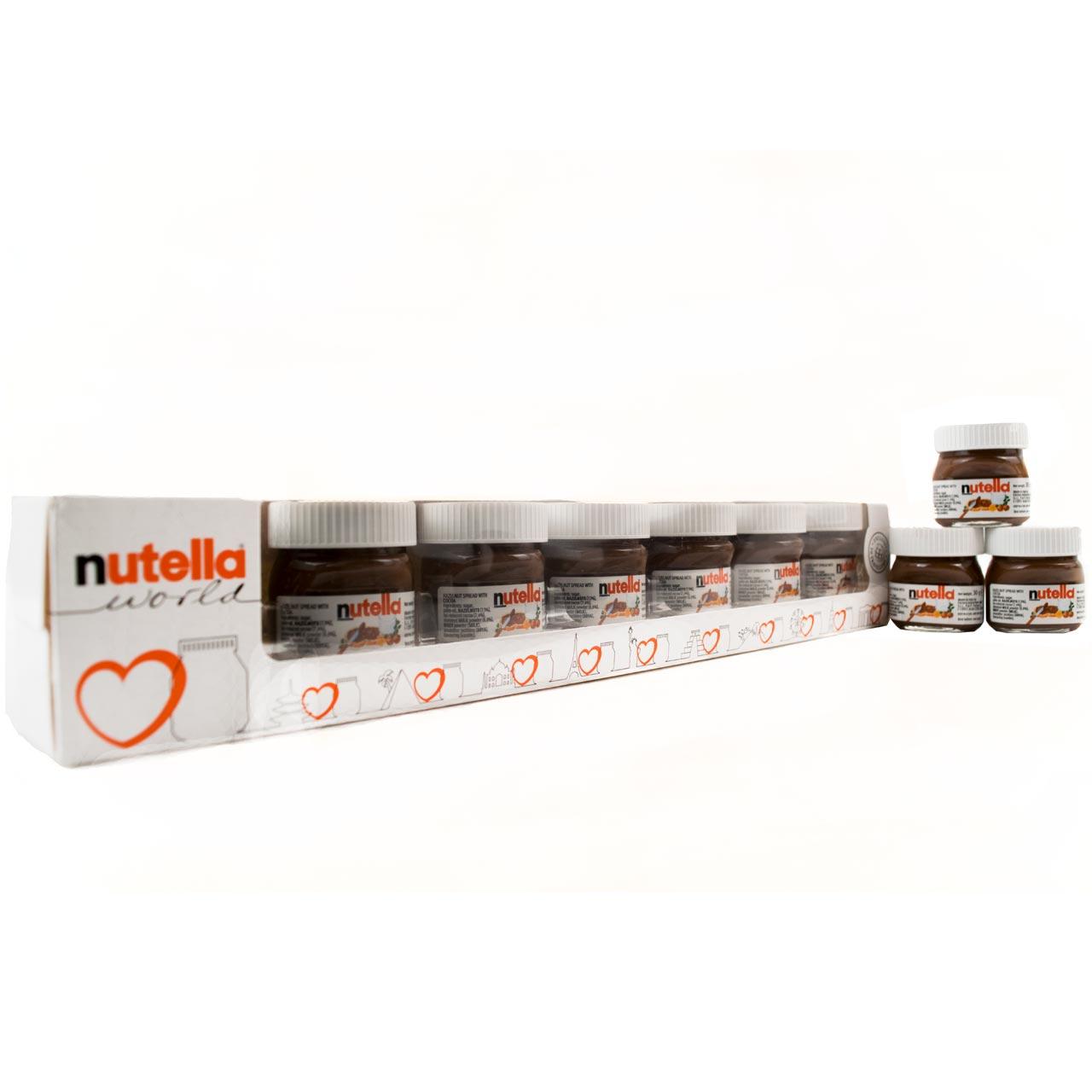 شکلات صبحانه نوتلا ۴۵۰ آلمانی گرم – nutella