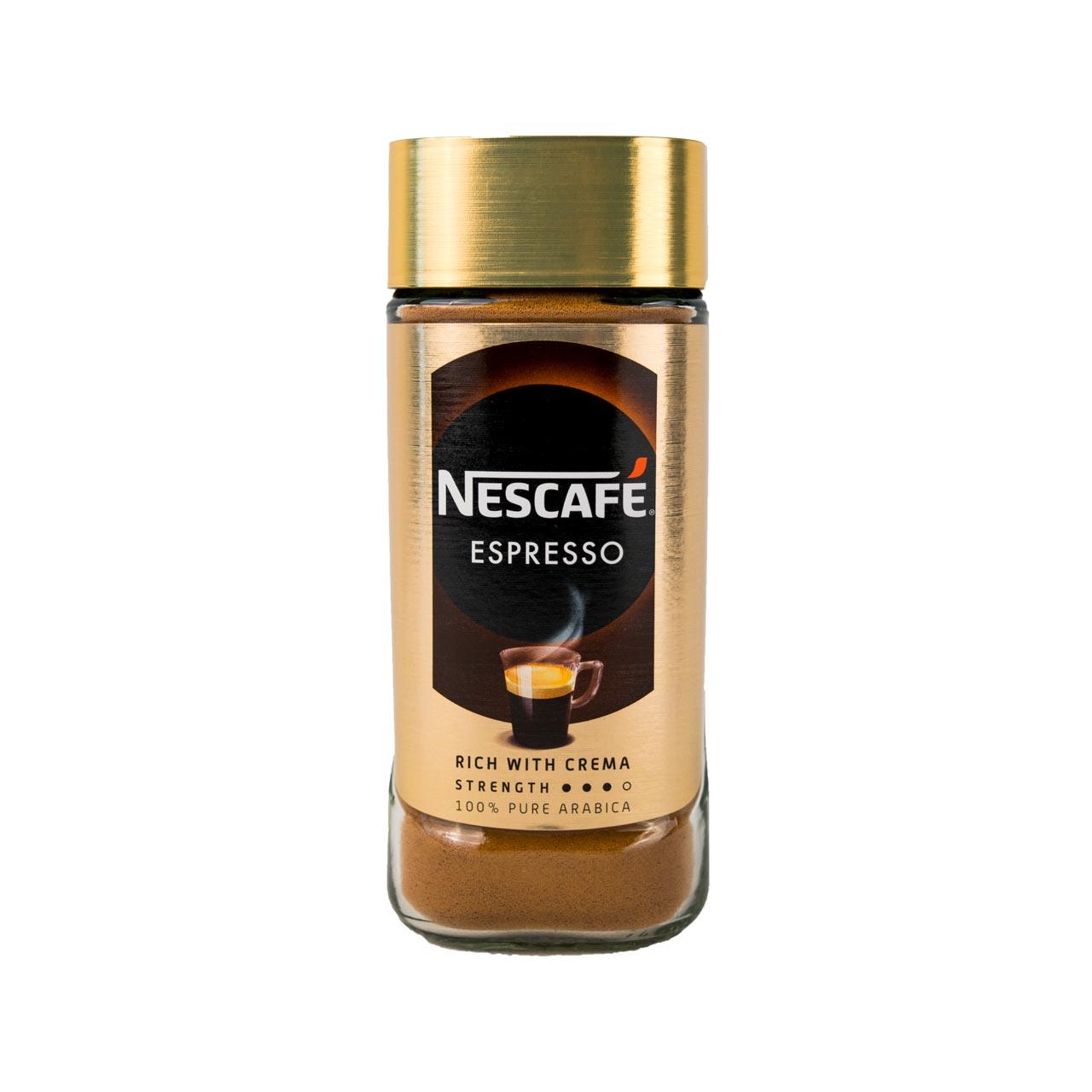 قهوه فوری اسپرسو نسکافه