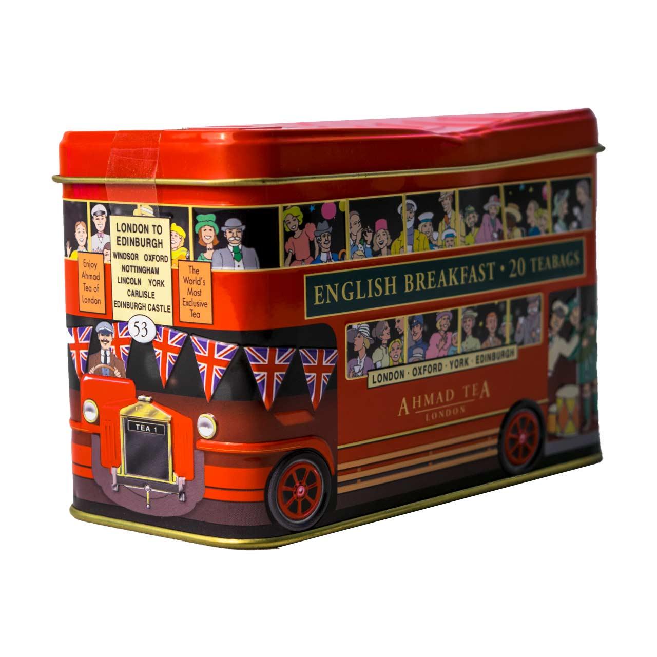 چای احمد تی بگ اتوبوسی – ahmad tea