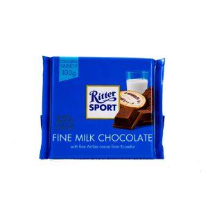 شکلات شیر شکلات ریتراسپورت