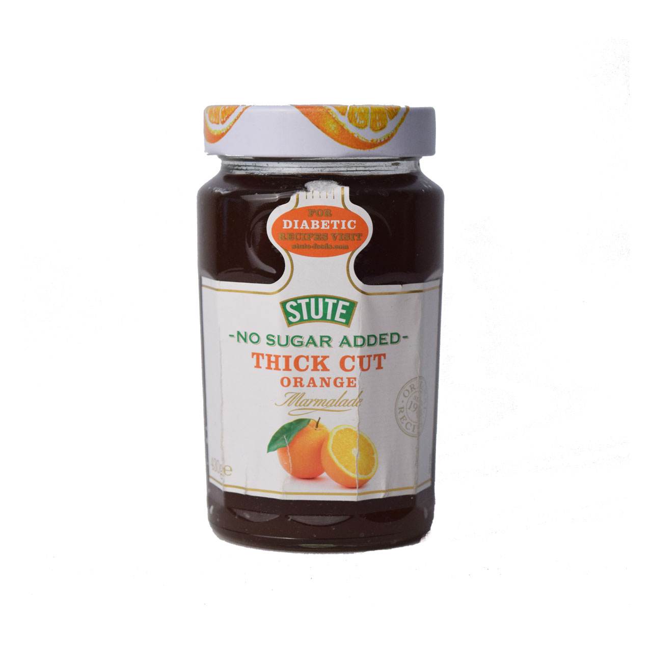 مارمالاد دیابتیک (رژیمی) پرتقال
