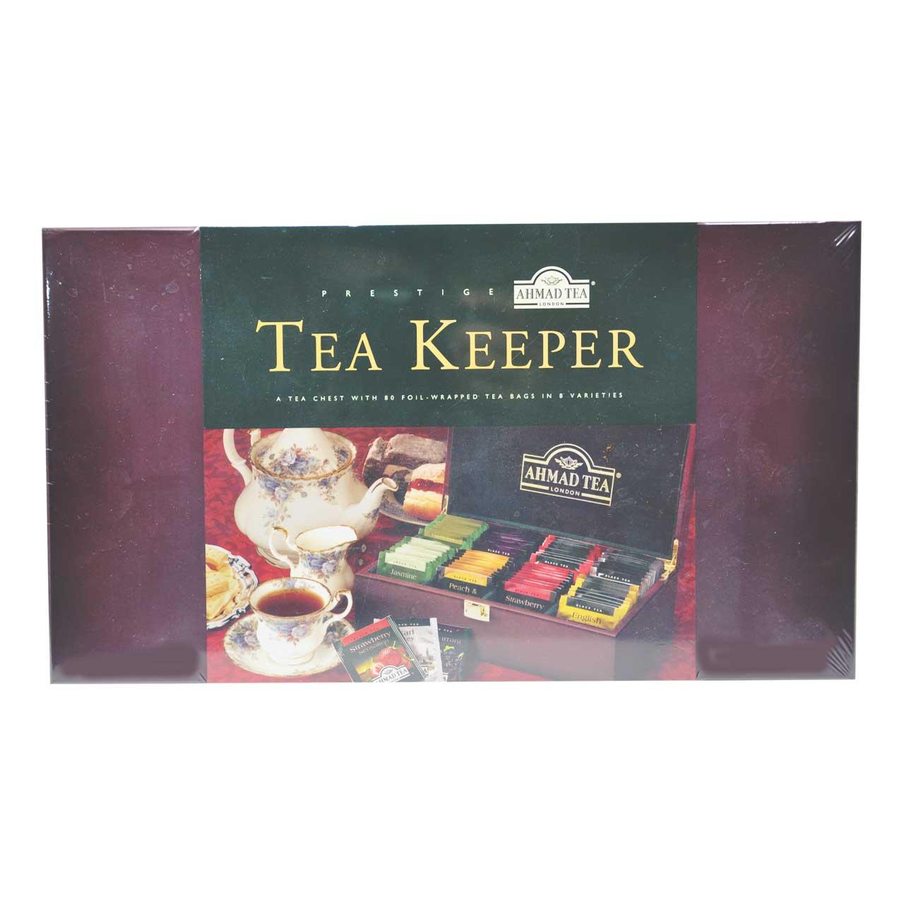 چای احمد کادویی جعبه ایی ۸۰تایی – ahmad tea