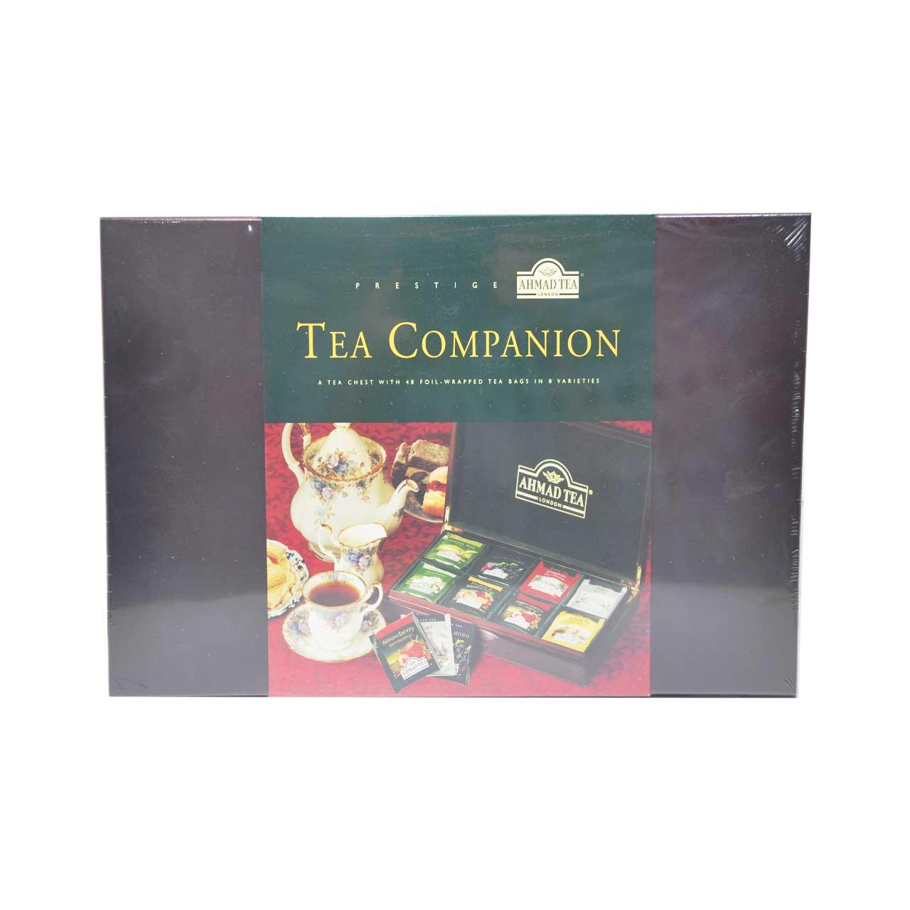 چای احمد کادویی جعبه ایی ۴۸تایی – ahmad tea