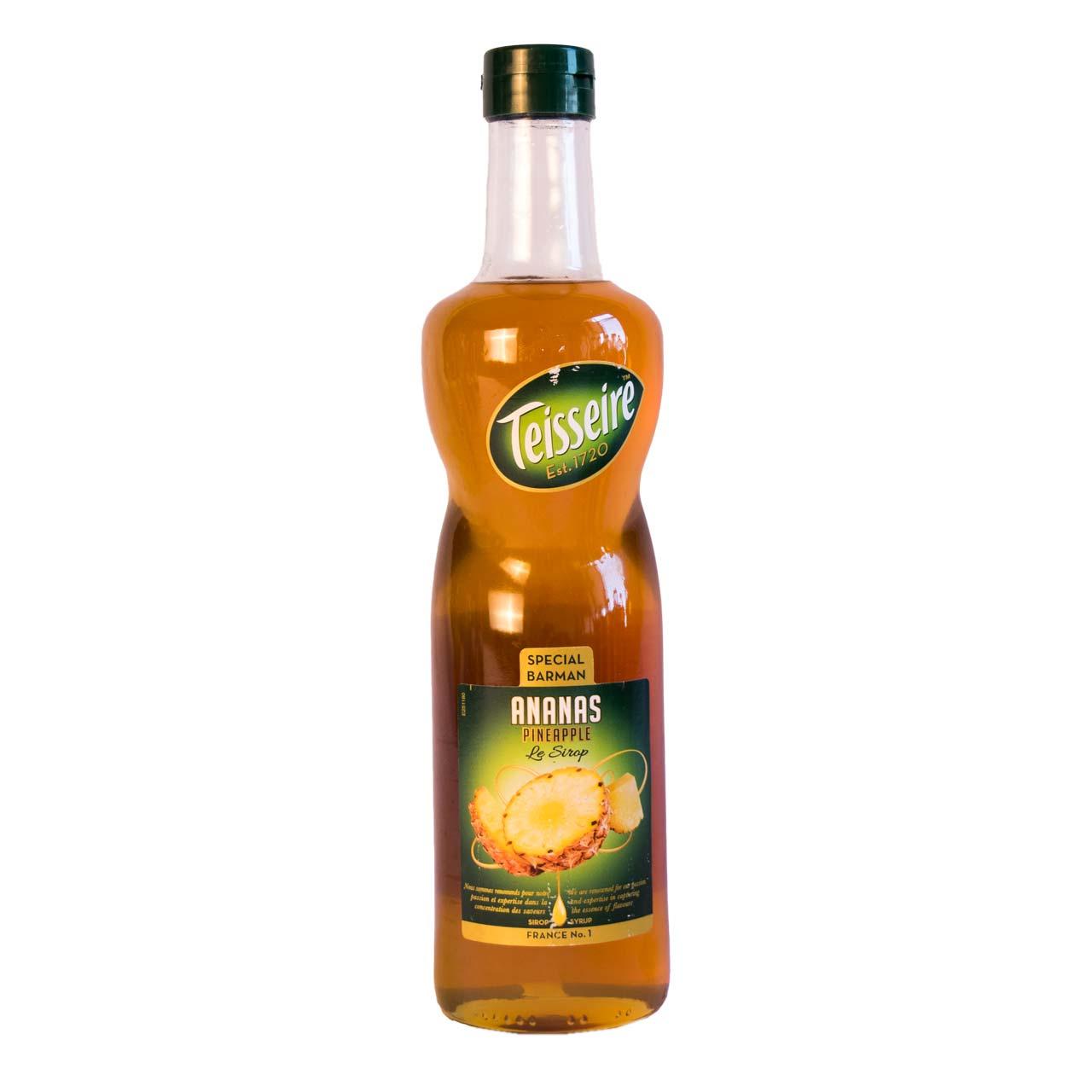 سیروپ آناناس تزییر – teisseire