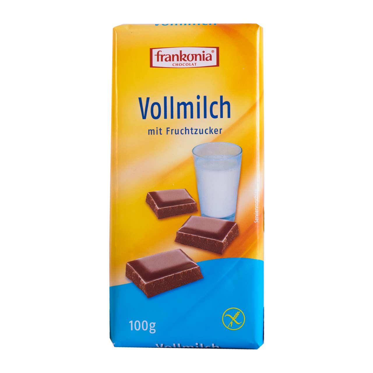 شکلات کاکائو شیری
