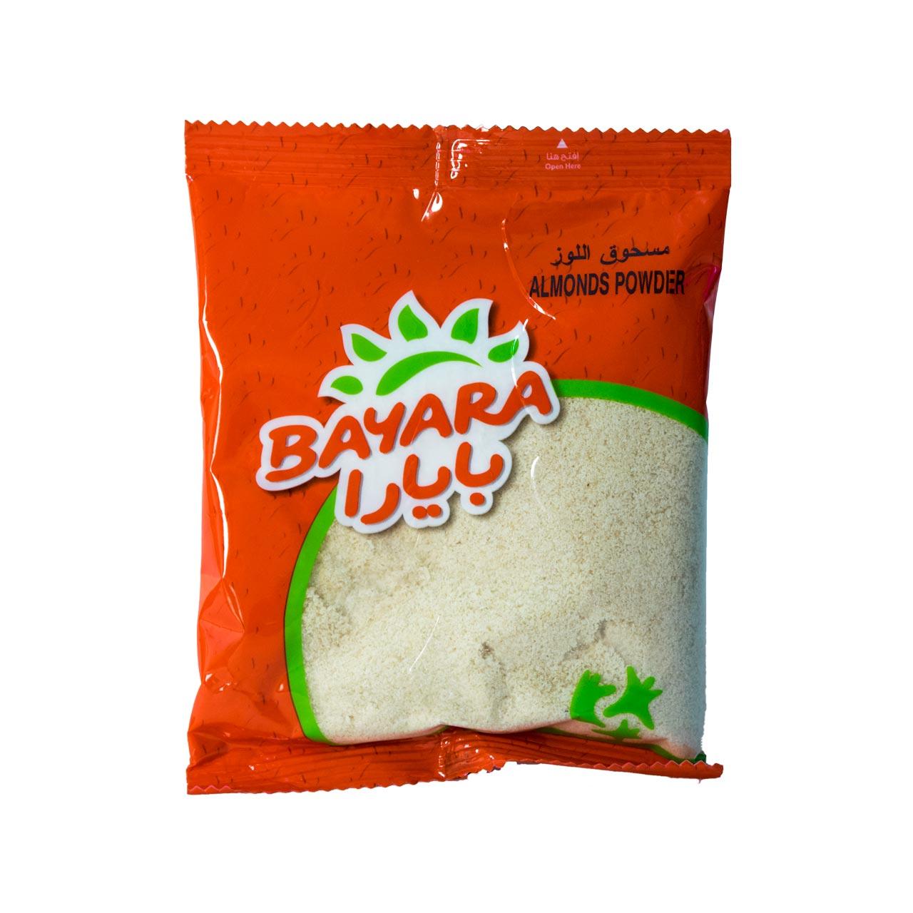 آرد بادام ۲۰۰ گرمی بایارا – bayara