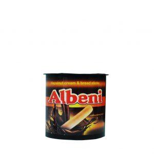 شکلات آلبنی