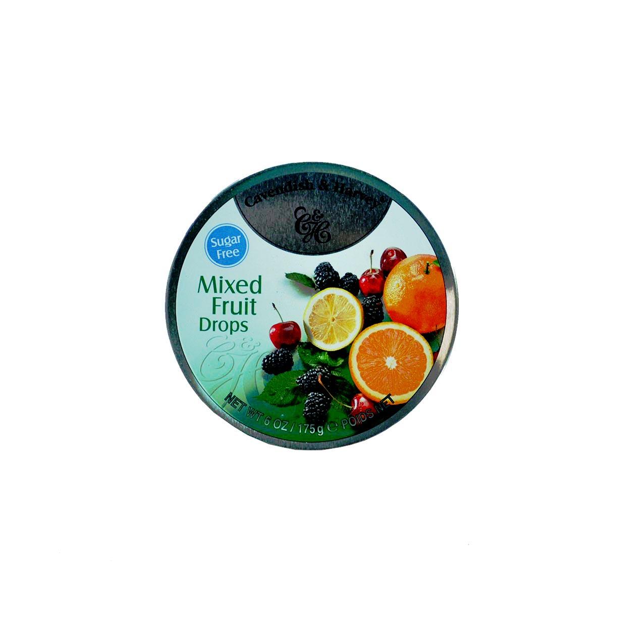 آبنبات میوه های مخلوط بدون شکر کاوندیش – cavendish