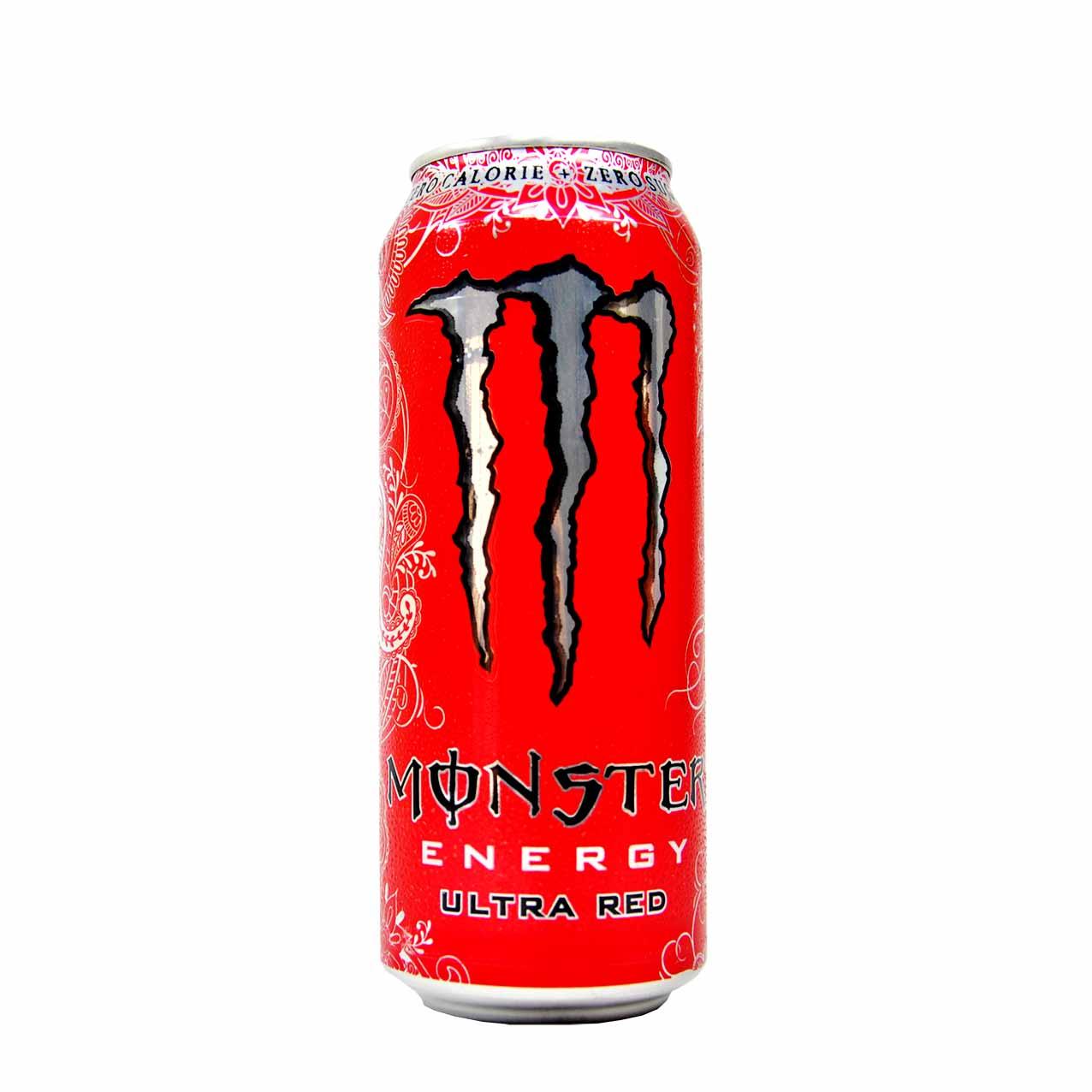 نوشیدنی انرژی زا مانستر – manster