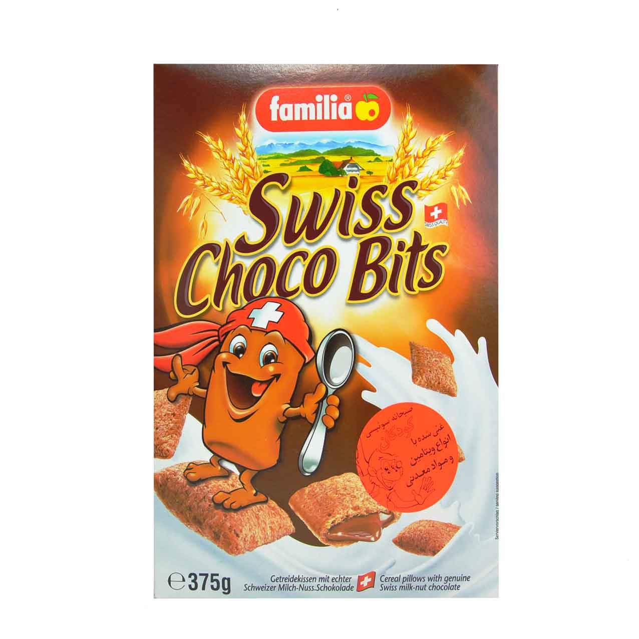 غلات صبحانه شکلاتی شوکوبیتز فامیلیا – familia