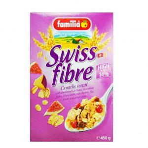 غلات صبحانه سوییت فیبر فامیلیا