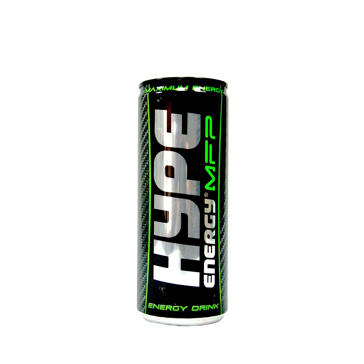 نوشیدنی انرژی زا هایپ – hype
