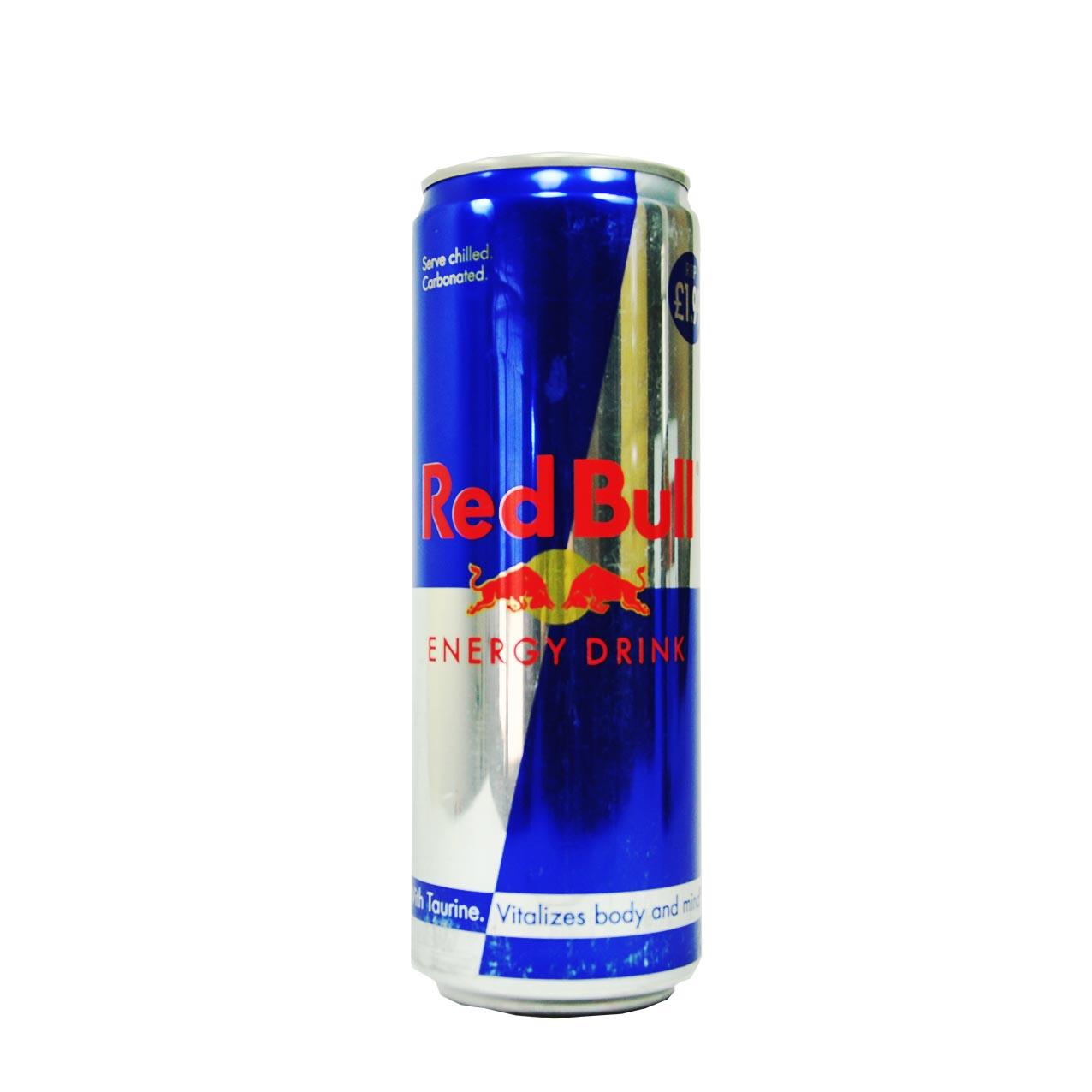 نوشیدنی انرژی زا ردبول ۴۷۵ میلی لیتر – red bull