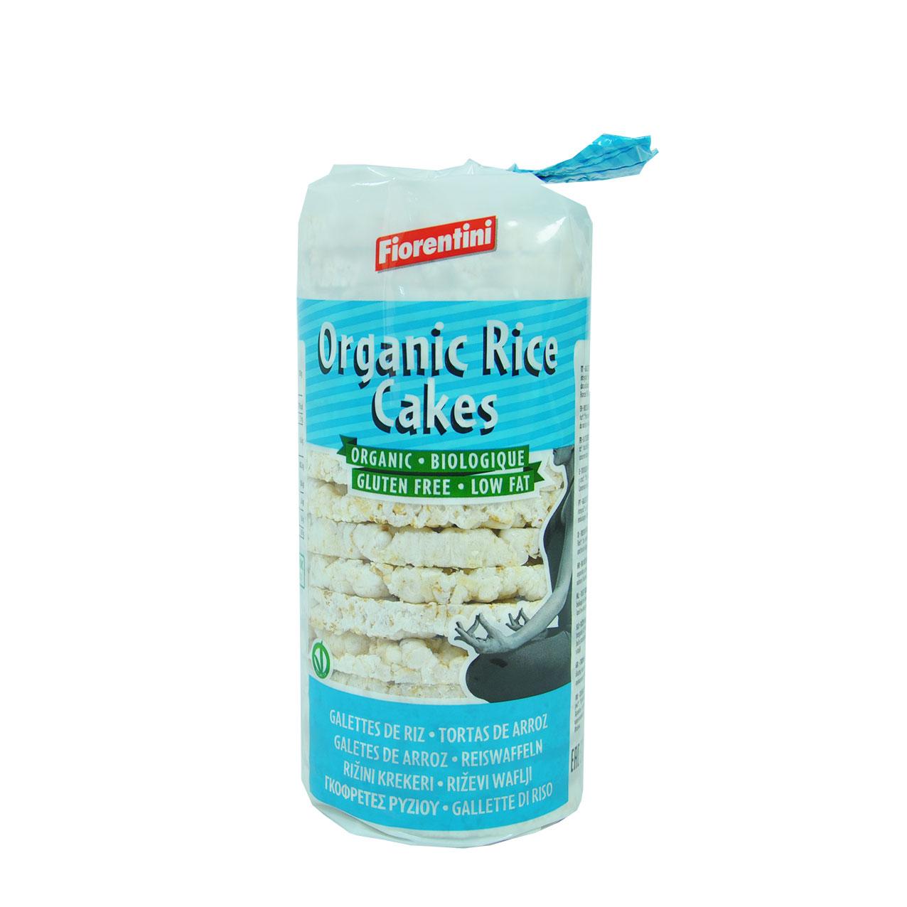 رایس کیک بدون گلوتن فیورنتینی – fiorentini