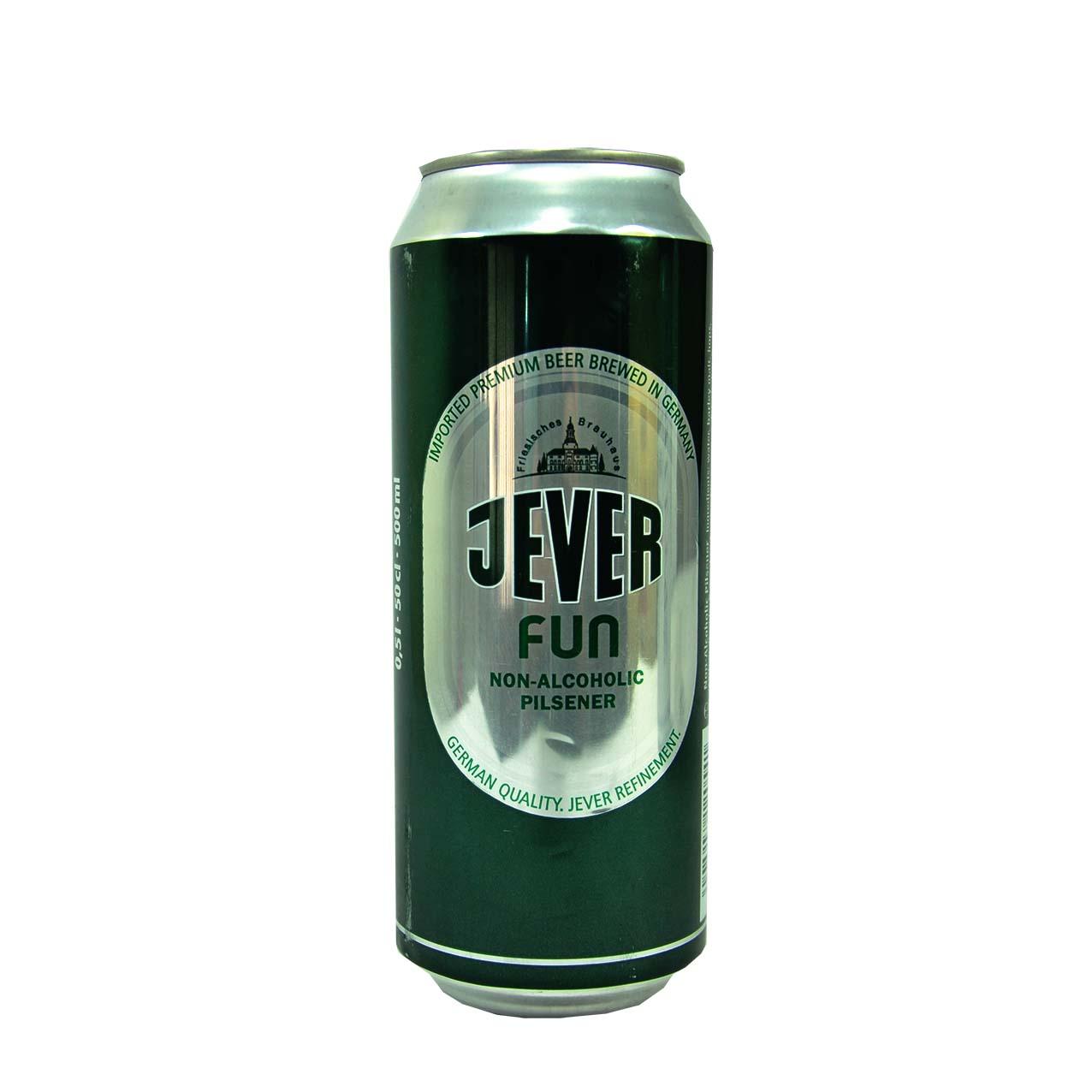 نوشیدنی آب جو جور بدون الکل – jever