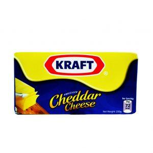 پنیر چدار کرافت
