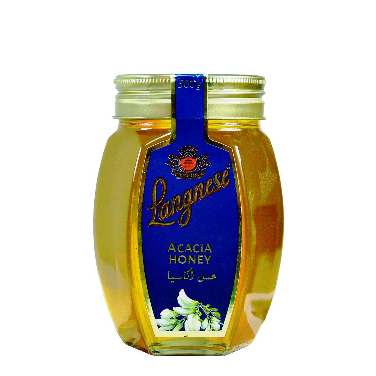عسل اقاقیا لنگنس – langnese