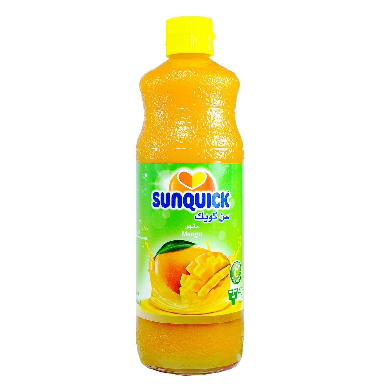 شربت انبه سن کوییک – sunquick