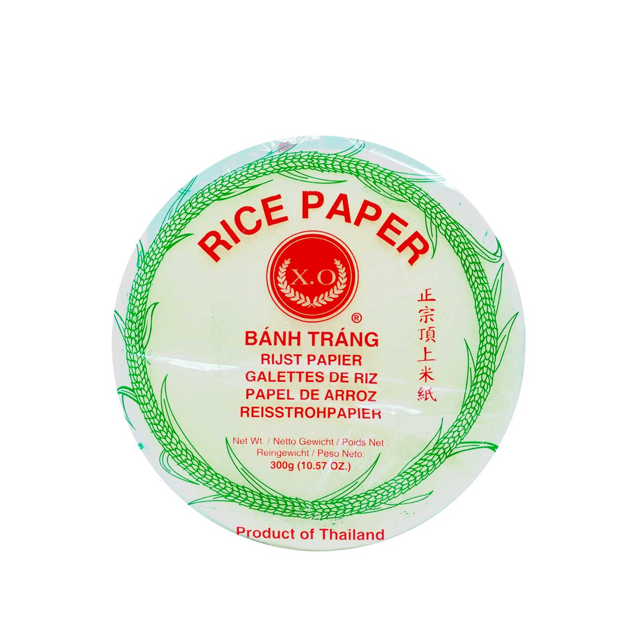 رایس پیپر ( ورقه برنج )