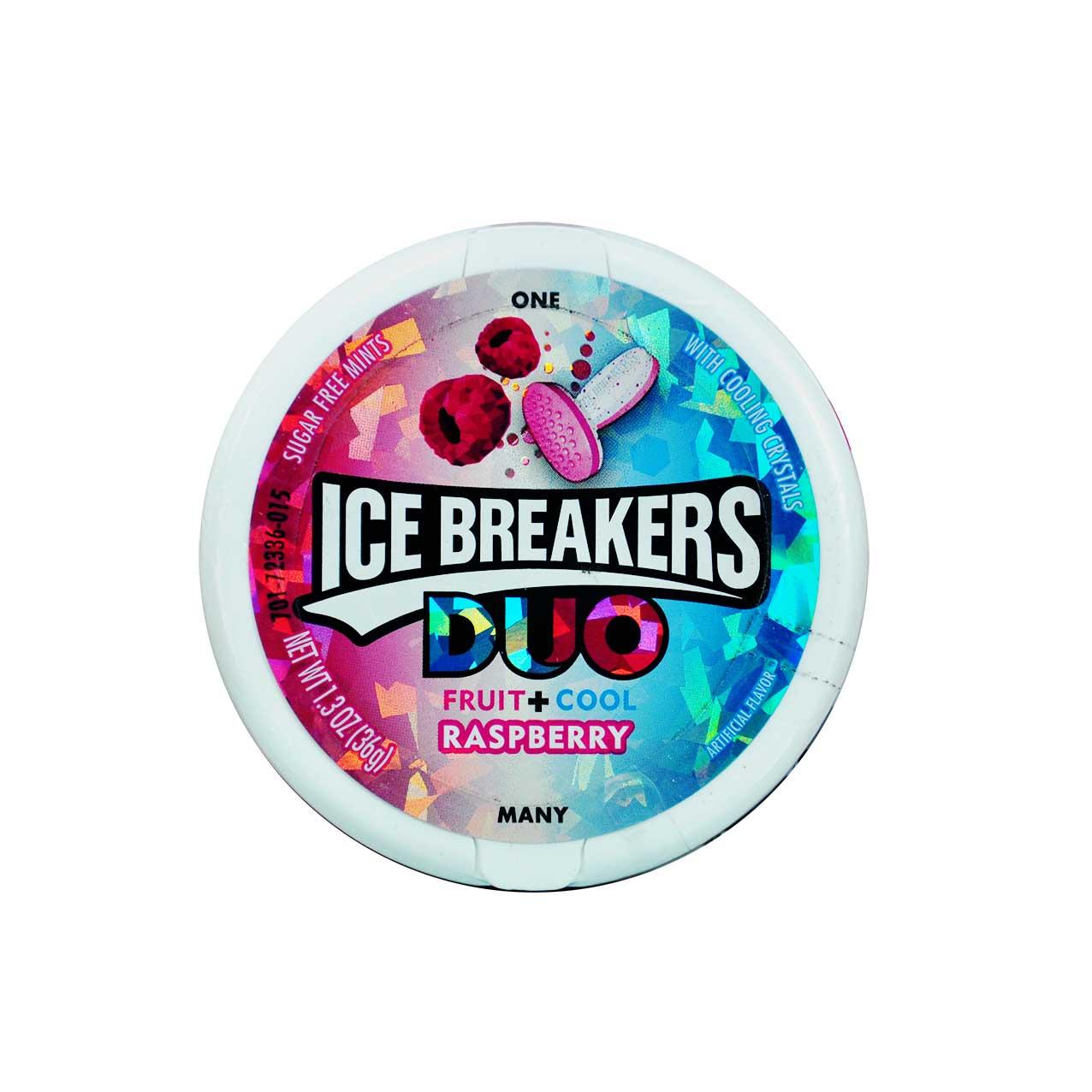 آبنبات تمشک آیس بریکرز – ice breakers