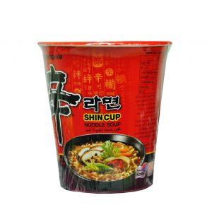 نودل چینی تند شین کاپ