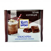 شکلات کاکائویی ریتراسپورت,ritter sport,kakao chocolate