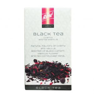 دمنوش با چای سیاه