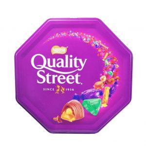 شکلات جعبه فلزی نستله