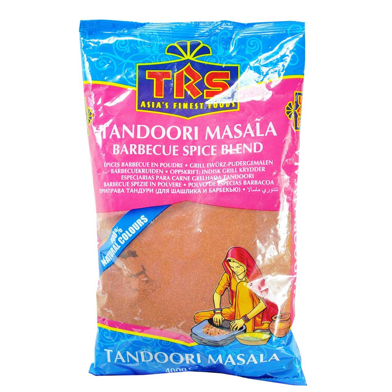 ادویه تندوری ماسالا تی آر اس ۴۰۰ گرمی – TRS