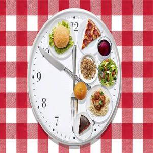 بهترین زمان وعده های غذایی