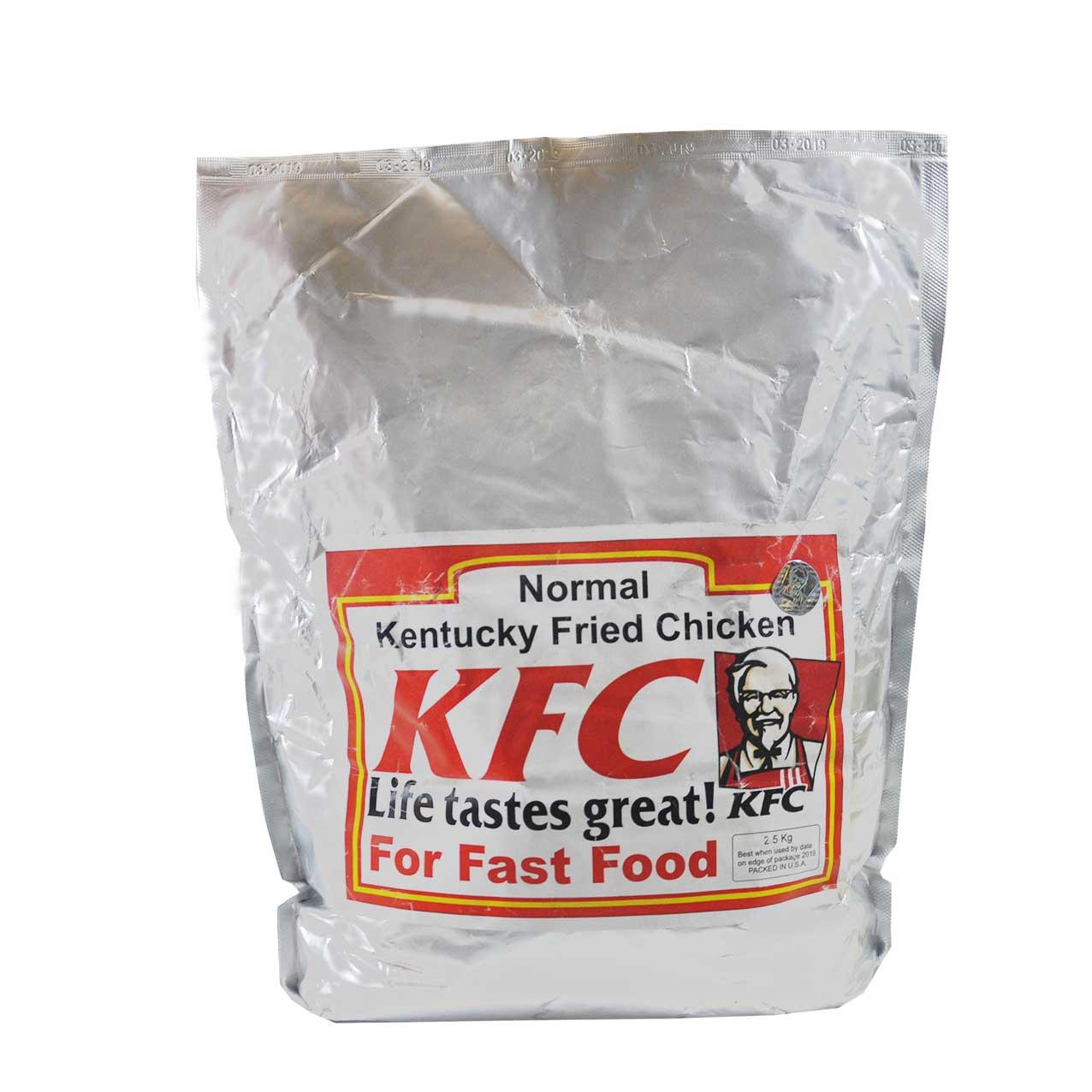 آرد سوخاری ساده کی اف سی ۲٫۵ کیلویی – KFC