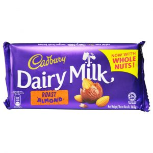 شکلات بادام دیری میلک کدبری