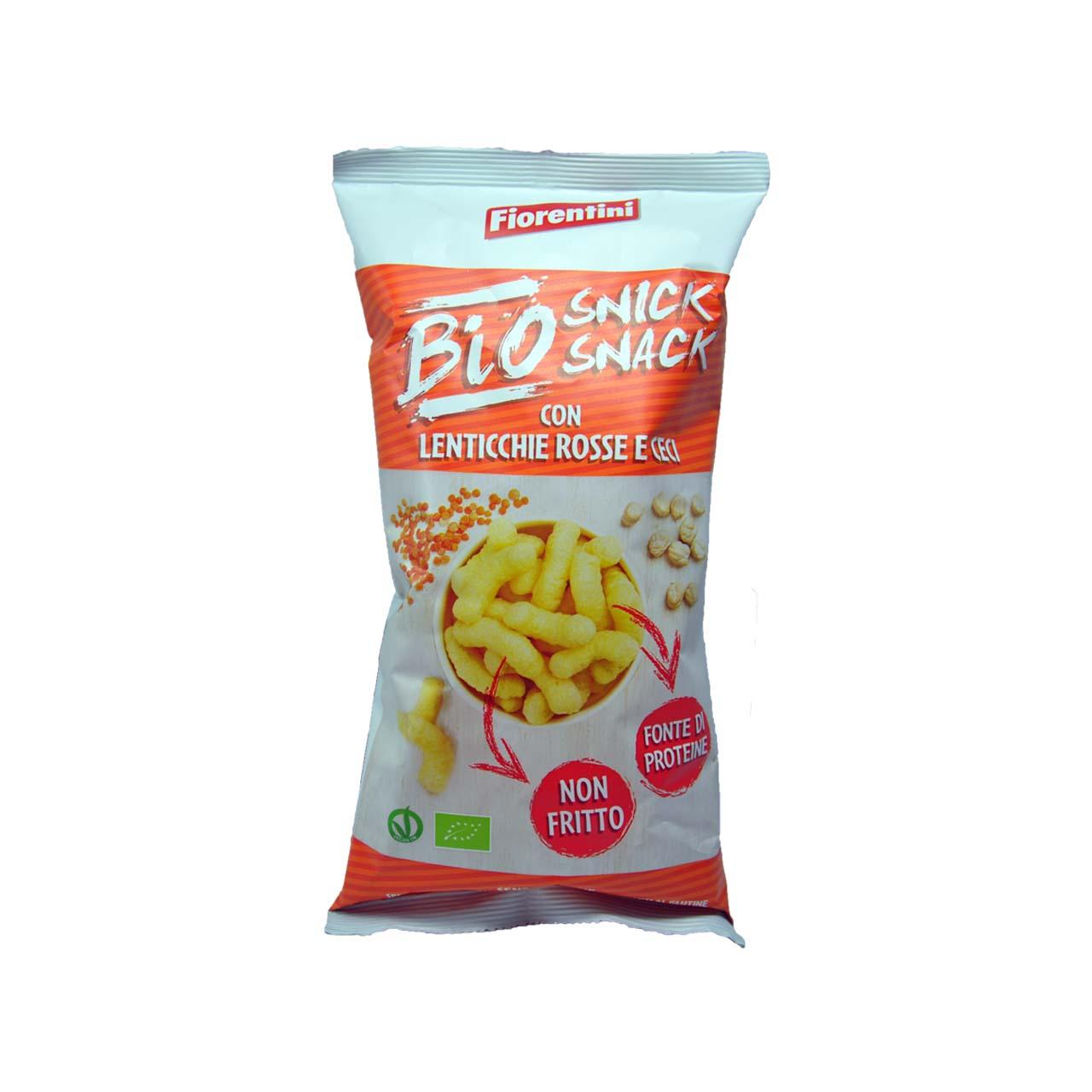 پفک برنجی ارگانیک بدون گلوتن فیورنتینی – fiorentini
