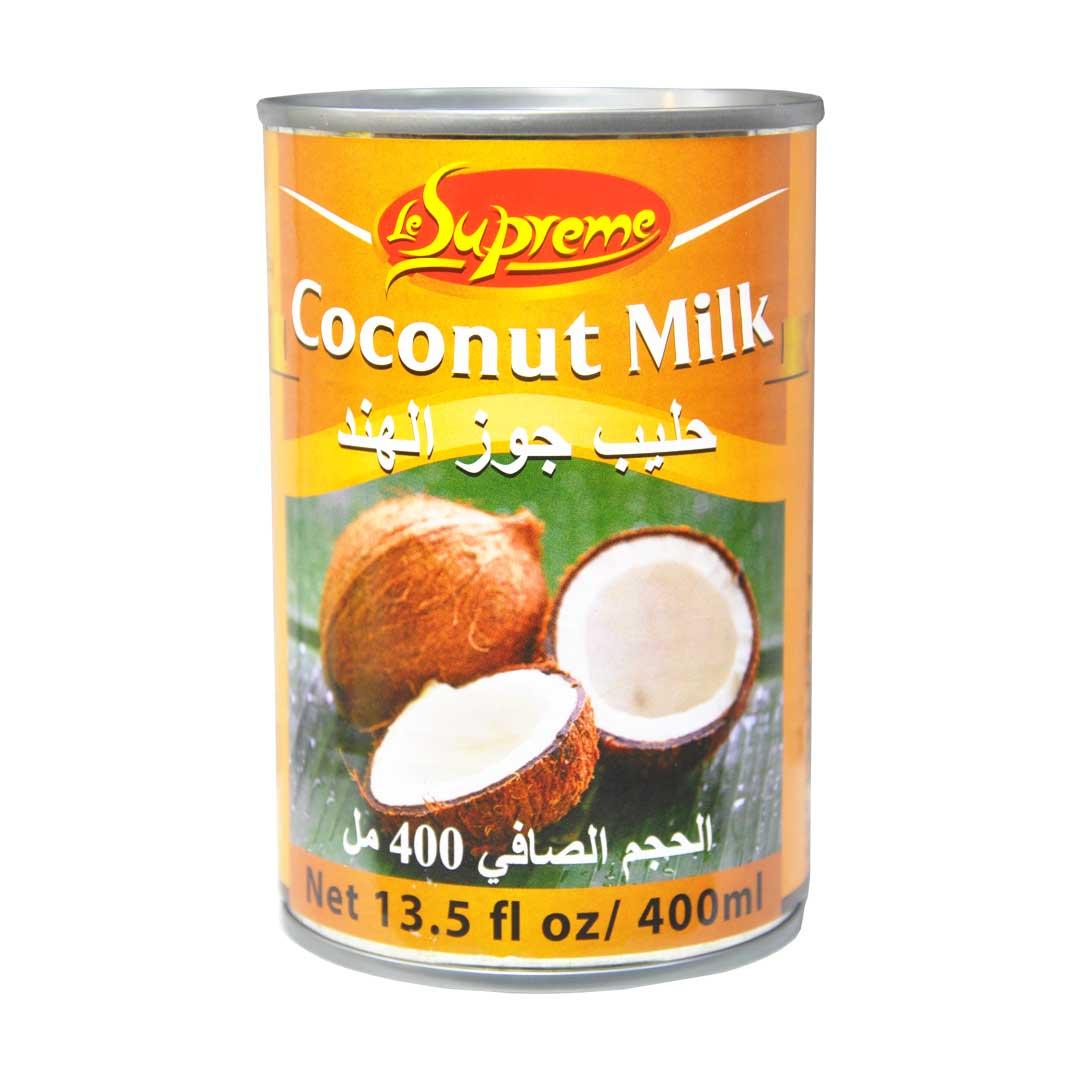 شیر نارگیل بدون شکر لو سوپریم – le supreme