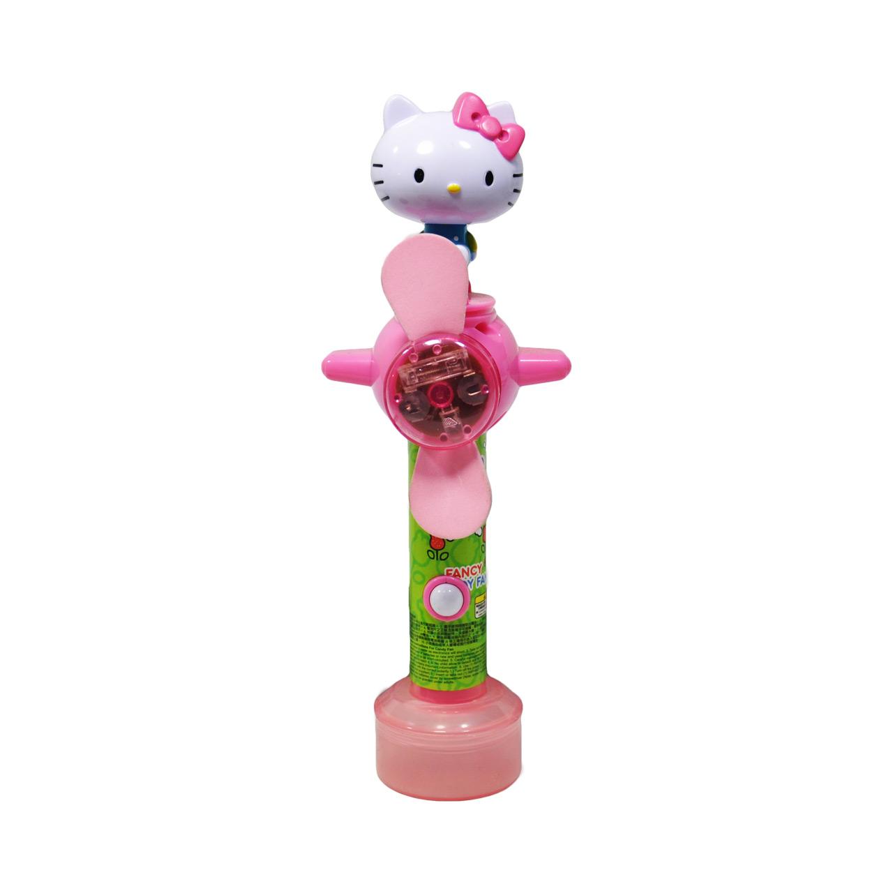 عروسک هلو کتی پنکه دار