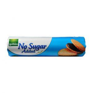 بیسکوییت شکلاتی بدون شکر گولون