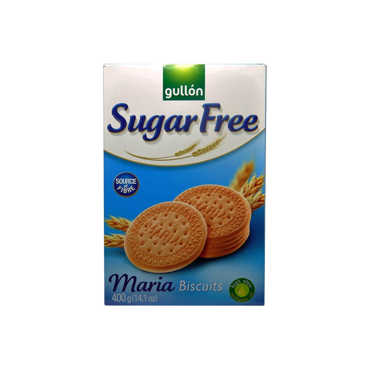 بیسکوییت ماریا بدون شکر گولون – gullon