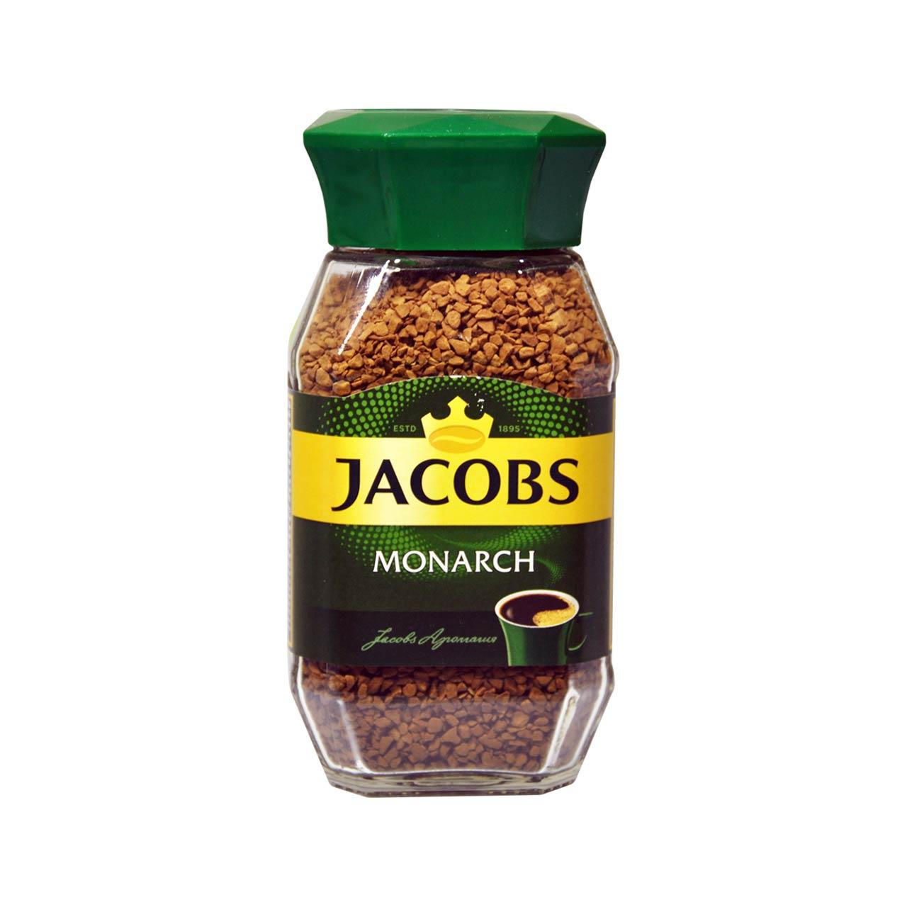 قهوه فوری جاکوبز ۱۰۰ گرم – jacobs