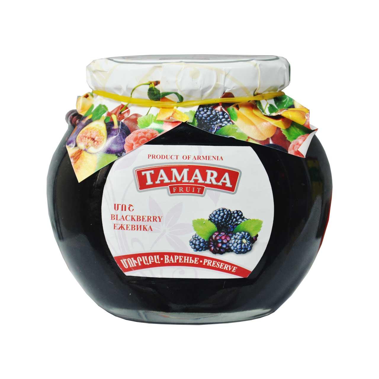 مربا تمشک تامارا – Tamara